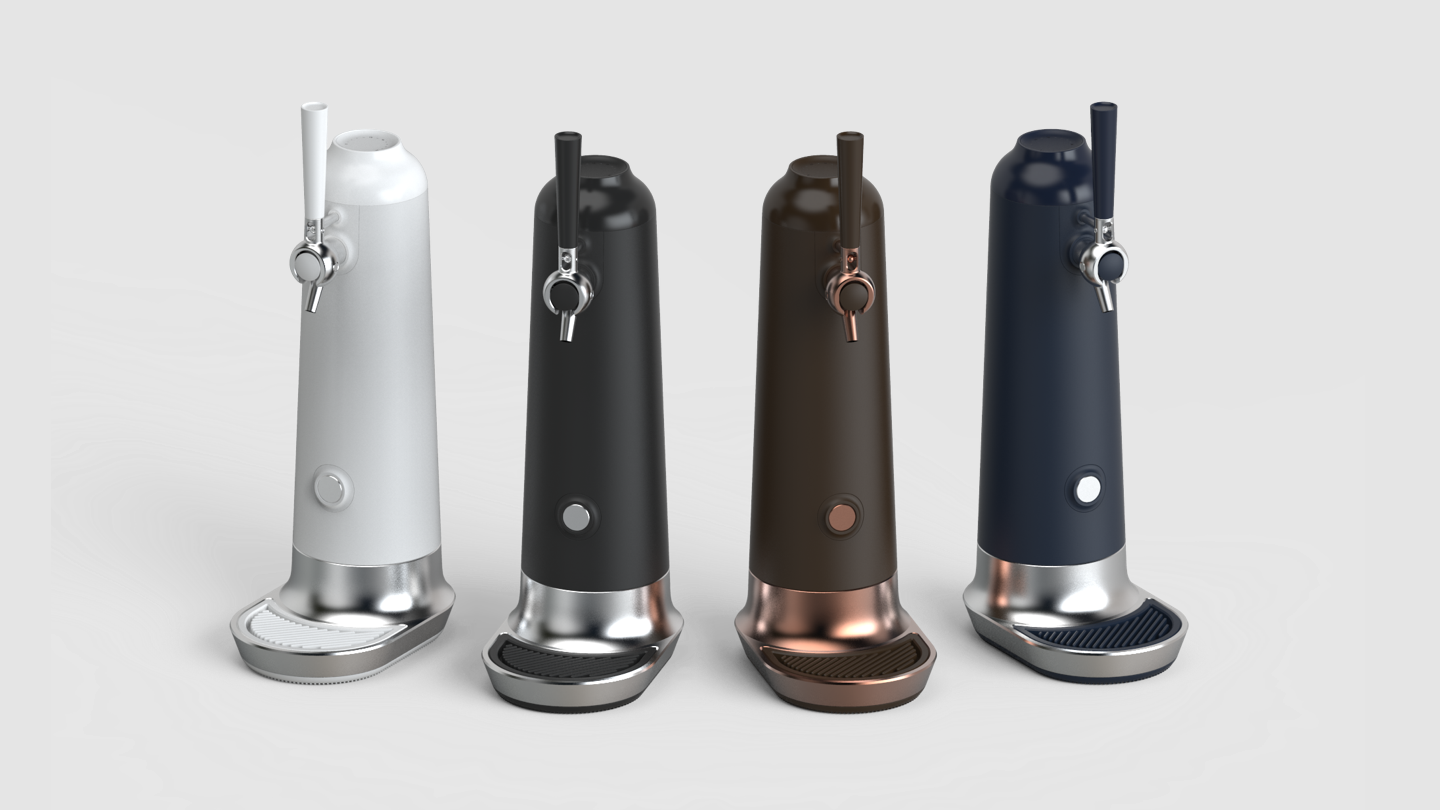 Innovation within the Beverage Industry - Waytap