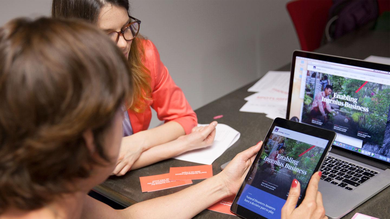 A Fresh Approach to Digital Communication - AXA