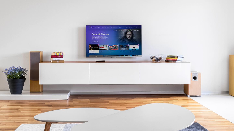 British Telecom TV service experience