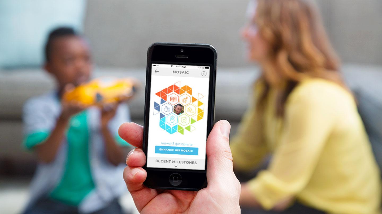Kidaptive Learner Mosaic App for parents