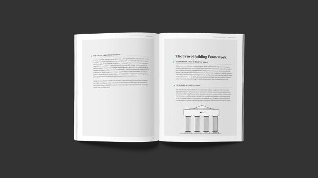 Designing for Trust in a Digital World -POV