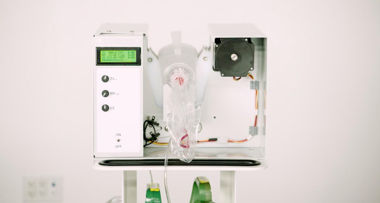 Respiro One: coronavirus rapid response ventilators