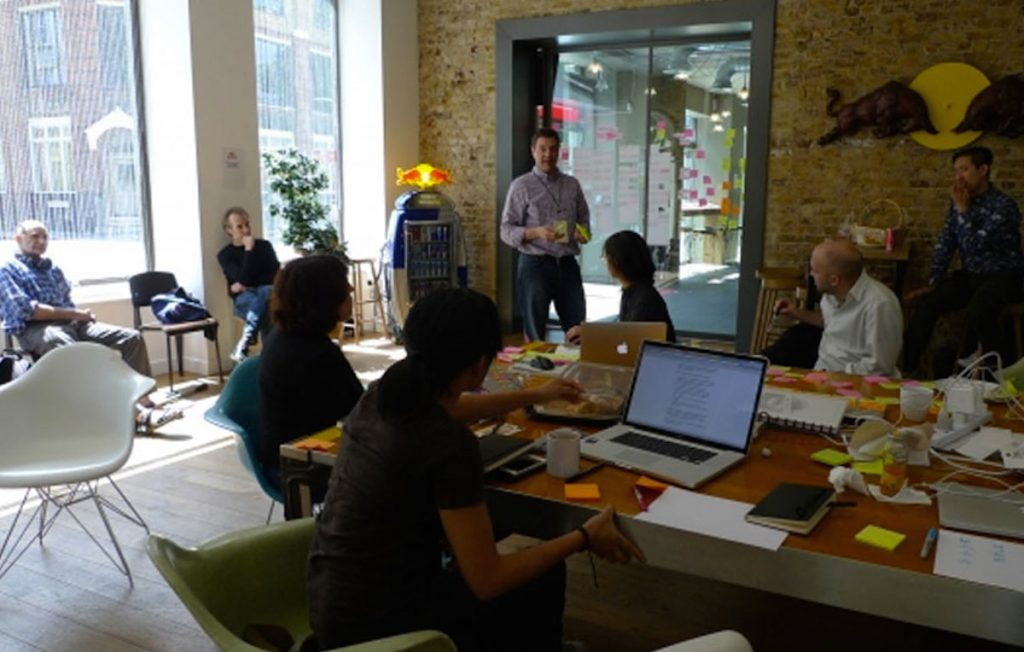 Field Notes: 8th June, London