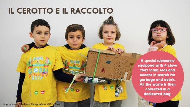 Show & Tell: Nurturing Imagination to Make a Difference-CEROTTO E IL RACCOLTO