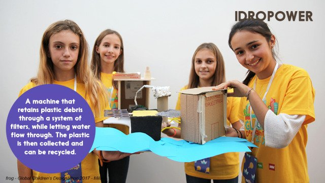 Show & Tell: Nurturing Imagination to Make a Difference-IDRO POWER