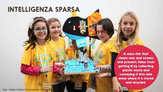 Show & Tell: Nurturing Imagination to Make a Difference-INTELLIGENZA SPARSA