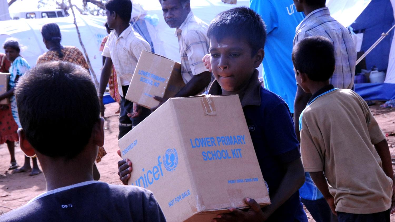 UNICEF Emergency Response Simulation Game
